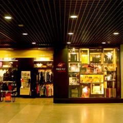 Free Fly Express – Aeroporto Internacional de Fortaleza, CE: Aeroportos  por Oficina da Boa Arquitetura