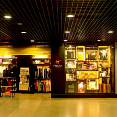 Airports by Oficina da Boa Arquitetura