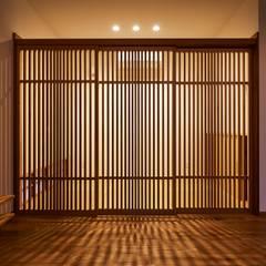 HouseK1: 一級建築士事務所 ima建築設計室が手掛けた和室です。