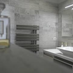 Salle d'eau 3: Salle de bains de style  par Harmonie&Design