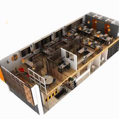 Văn phòng & cửa hàng by tresarquitectos