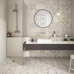 Micro: Baños de estilo  de Equipe Ceramicas