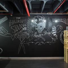 Espacios comerciales de estilo  por Daniel Carvalho Arquiteto