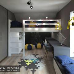 Nursery/kid's room by Kata Design, Minimalist