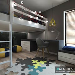Nursery/kid's room by Kata Design,