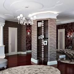Kartal Dekorasyon – Yatak odası: akdeniz tarzı tarz Yatak Odası