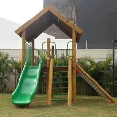 Office buildings by Maplay Equipamento para Recreação,