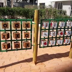 Painel Ludico: Escolas  por Maplay Equipamento para Recreação