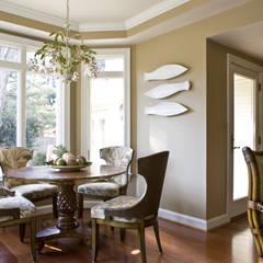 Caribbean Dream - Breakfast Area:  Kitchen by Lorna Gross Interior Design