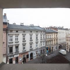 Miodowa Klasyczny balkon, taras i weranda od Goryjewska.Górnisiewicz Klasyczny
