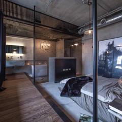 Phòng ngủ by 璧川設計有限公司