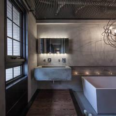 حمام تنفيذ 璧川設計有限公司, صناعي