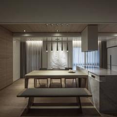 Kitchen by 璧川設計有限公司