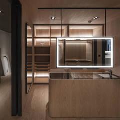 木沐  Wood Present:  更衣室 by 璧川設計有限公司