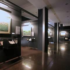 Allestimento 1: Musei in stile  di ibedi laboratorio di architettura