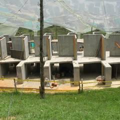 Centro de Bienestar Animal [La Perla]: Bodegas de estilo  por tresarquitectos