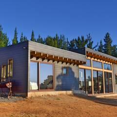 Casa Vichuquén: Casas de estilo  por AtelierStudio