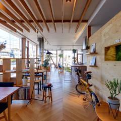 محلات تجارية تنفيذ 青木建築設計事務所