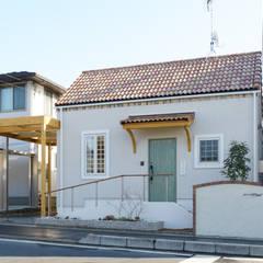 児島の家: 青木建築設計事務所が手掛けた家です。