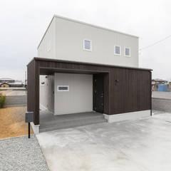 منزل عائلي صغير تنفيذ KAWAZOE-ARCHITECTS