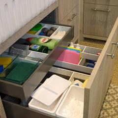 Gaveta: Cocinas de estilo  de DEULONDER arquitectura domestica
