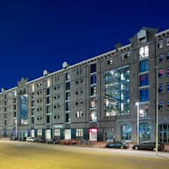 Jobsveem:  Huizen door Mei architects and planners
