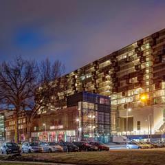Schiecentrale 4B:  Huizen door Mei architects and planners