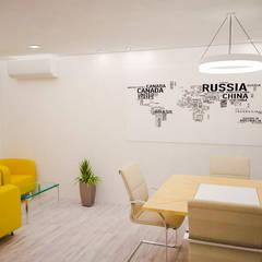 Bureau : Bureau de style  par CHS Design et visualisation