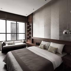 Bedroom by 大觀室內設計工程有限公司