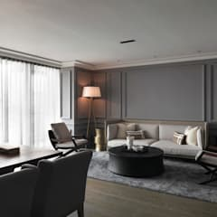 Ruang Komersial by 大觀室內設計工程有限公司