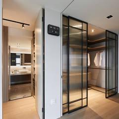 Cuartos de estilo  por 大觀室內設計工程有限公司, Industrial