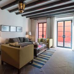 Rosewood San Miguel de Allende: Hoteles de estilo  por Sisal