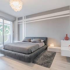 minimalistic Bedroom by Facile Ristrutturare
