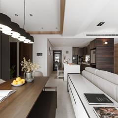 Study/office by 賀澤室內設計 HOZO_interior_design