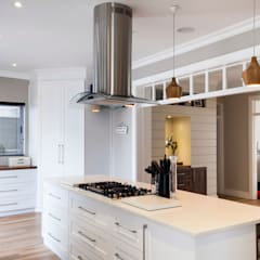 House Fourie:  Kitchen by Muse Architects