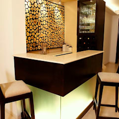Wine cellar by stonehenge designs