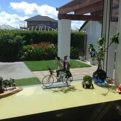 紐西蘭 T D:  庭院 by 耀昀創意設計有限公司/Alfonso Ideas