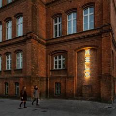 MELO:  Schulen von Studio De Schutter | Lichtplanung