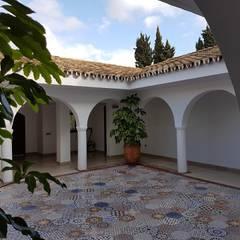 Строительство в Испании: Дома в . Автор – RedArt.Vip