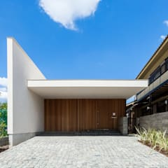 minimalistic Houses by Architet6建築事務所