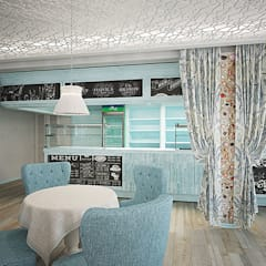 Ресторан дизайн: Бары и клубы в . Автор – Арт-Идея