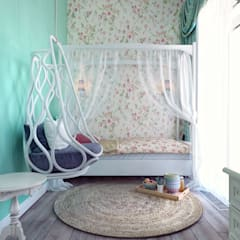 Nursery/kid's room by Loft&Home