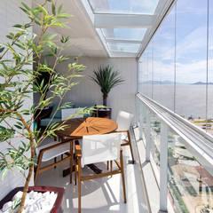 Terrasse von Kris Bristot Arquitetura
