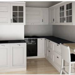 Progetti e idee d'arredo ambiente cucina: Cucina in stile  di FIDEA SRL
