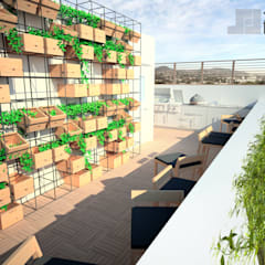 من SANT1AGO arquitectura y diseño تبسيطي
