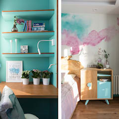 Bedroom by Artcrafts, Tropical