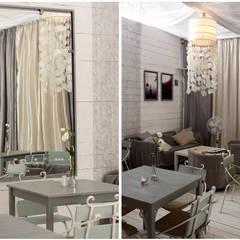 Кафе Море Внутри: Ресторации в . Автор – Artcrafts