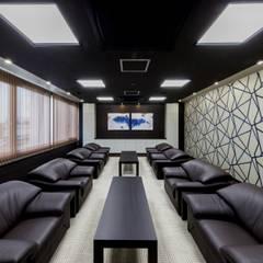 """「自然がエネルギー」office  """"つながる""""がキーワード : 株式会社Juju INTERIOR DESIGNSが手掛けたオフィスビルです。"""