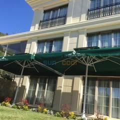 Akaydın şemsiye – THE ESCAPE HOTEL:  tarz Havuz