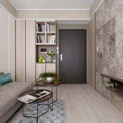 Koridor dan lorong oleh 思為設計 SW Design